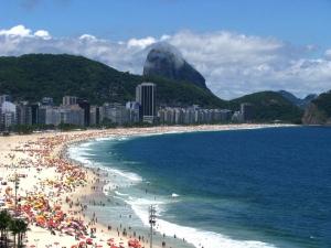 Jobba i Brasilien