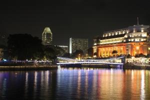 Jobba i Singapore