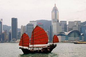 Jobba i Hongkong