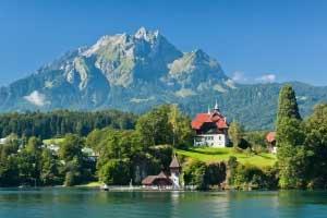 Jobba i Schweiz
