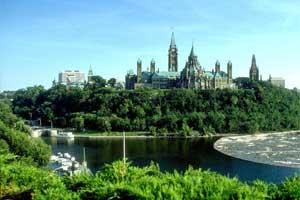 Jobba i Kanada