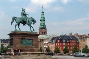 Arbeta i Köpenhamn