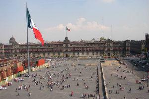 Arbeta i Mexiko