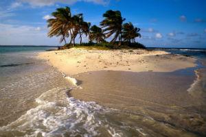 Volontärarbete i Karibien